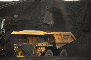 Kevin Moloney for The New York Times  Cloud Peak Energy is poised to mine the Crow Nation's deposit of coal in Montana.